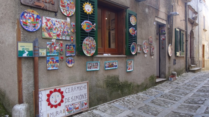 Ceramica De Simone Catania.Sicily Gowheretravel