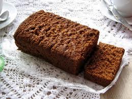 Icelandic sponge cake